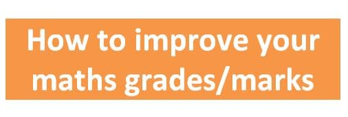 How to Improve Your Maths Grade_Marks